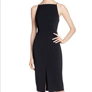 Keepsake open back midi dress NWT size SMALL